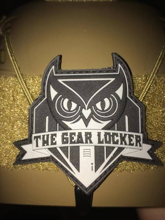The Gear Locket Patch