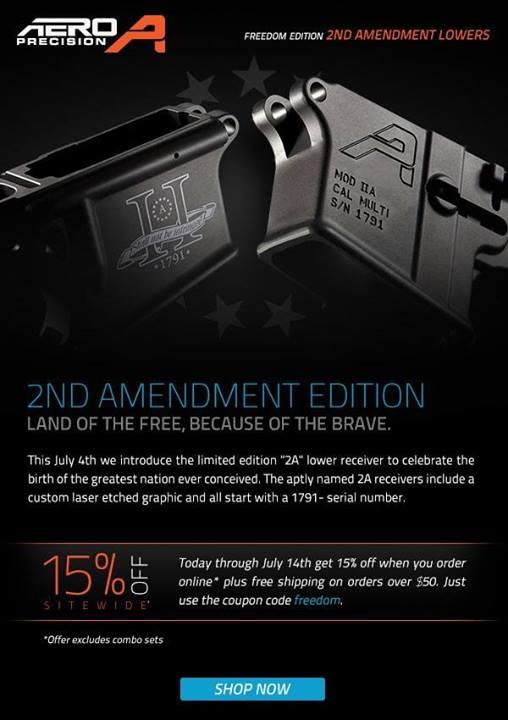 aero 2nd amendment