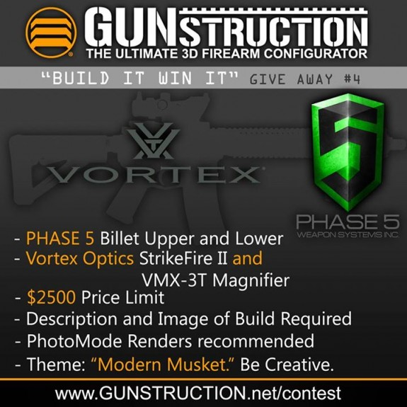 gunstruction giveaway