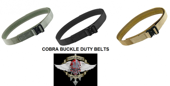 shellback cobra duty belt