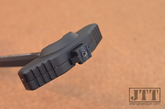 Armageddon Tactical GMS15 back with button