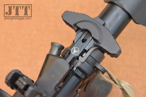 Armageddon Tactical GMS15 in receiver open
