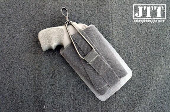 MSM Wrap Compact Revolver