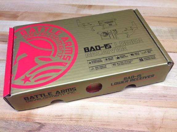 battle arms development lower packaging