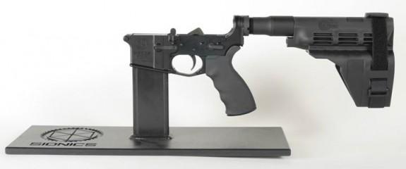 sionics pistol lower