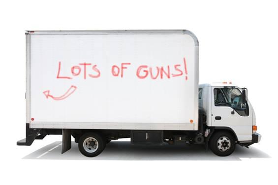 JTT Moving Truck