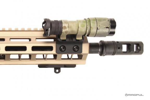 Magpul M-LOK offset light bipod