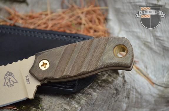 TOPS Knives Baja 30 Handle