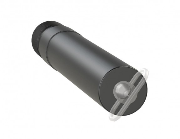 exo defense pistol tube socket