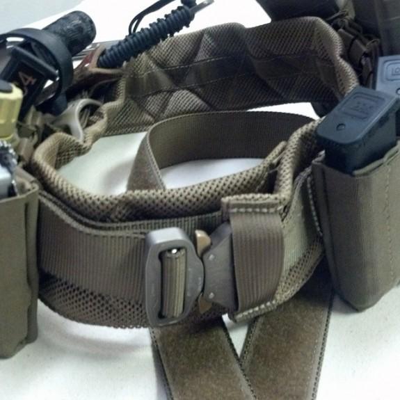 snake eater tactical set belt 2