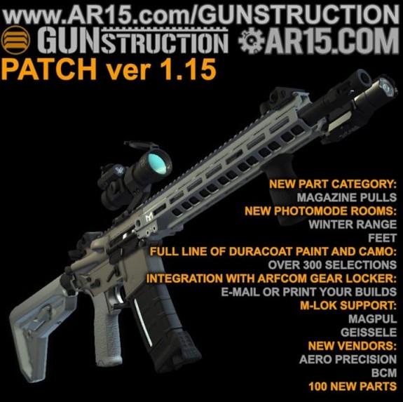 gunstruction 115
