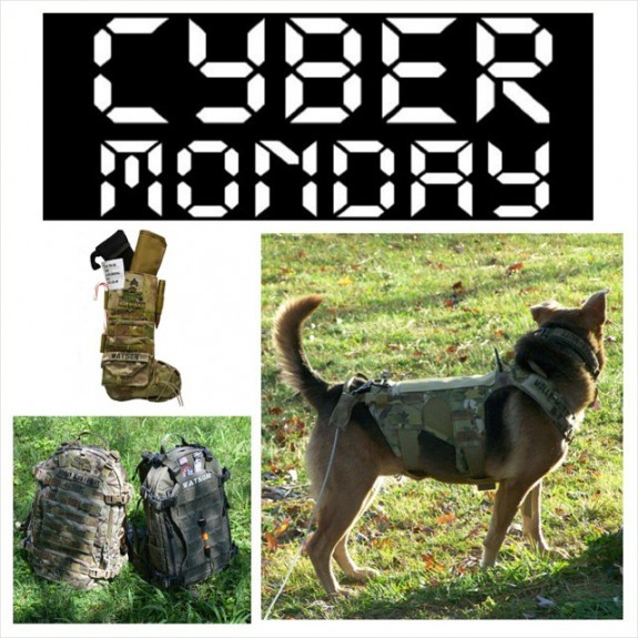 cyber monday at fight and flight