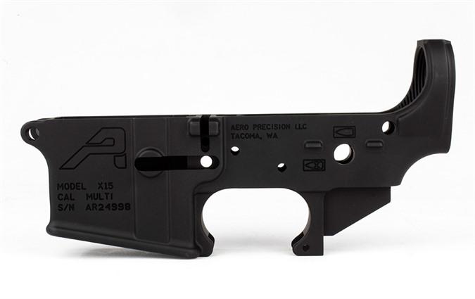 Aero Precision AR-15 Lower Gen. 2 | Jerking the Trigger