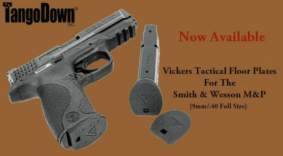 tangodown mp vickers baseplate