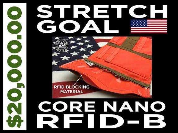CORE Nano RFID