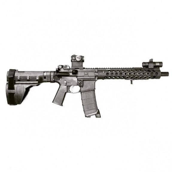 JTT AR Pistol 1