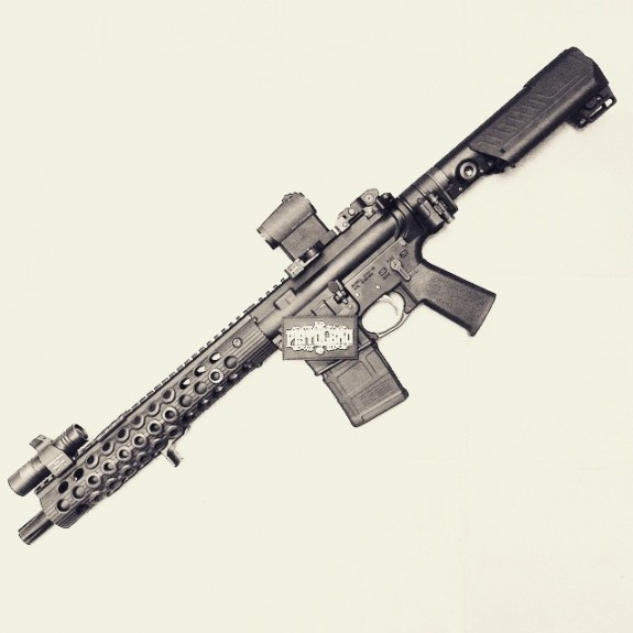 JTT AR Pistol 2