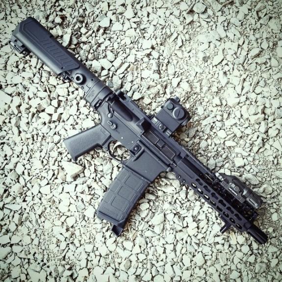 JTT AR Pistol 3