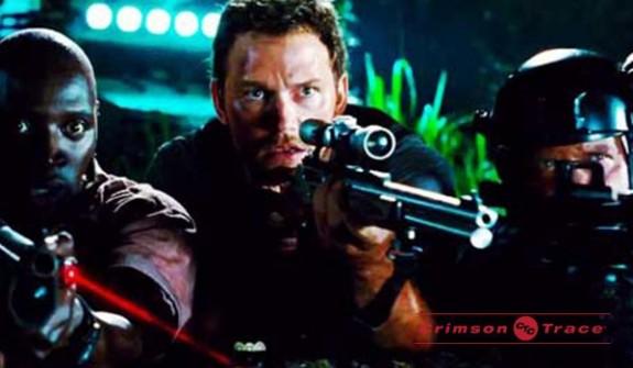 Jurassic World Crimson Trace laser