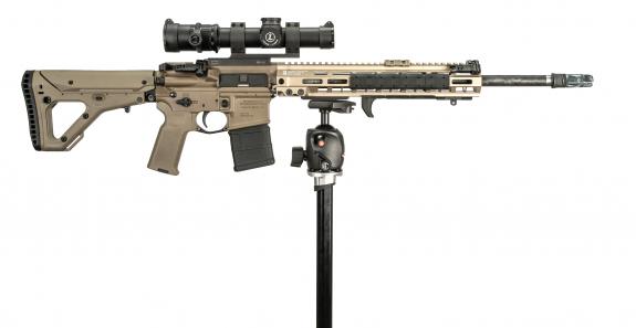 MAG624-MLOK Tripod Adapter Rifle-1