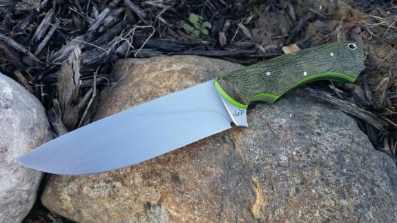 NWA Knives Sierra Scout