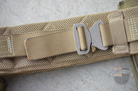 SET War Belt Buckle