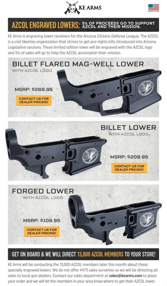 ke arms benefit lower