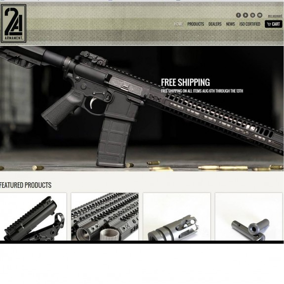 2aarmament new site