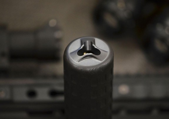 Griffin 30SD Flash Suppressor