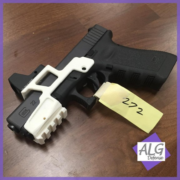 alg rmr 6 second mount side