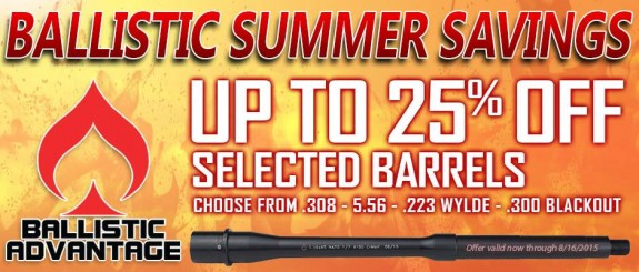 ballistic advantage summer sale