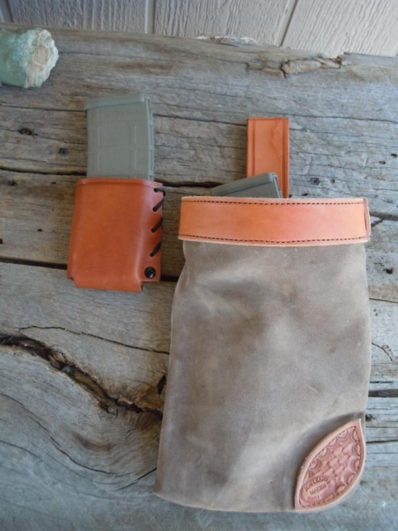 simply rugged mag pouch and dump pouch