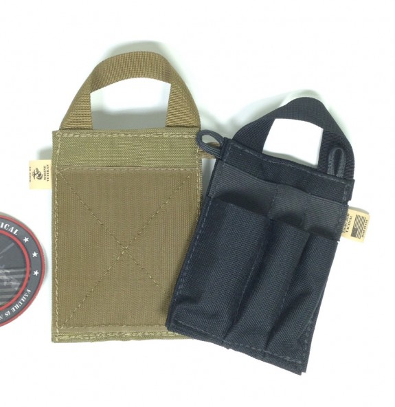tight360tactical admin pouch panel