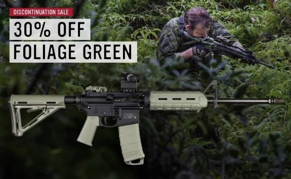 foliage green magpul