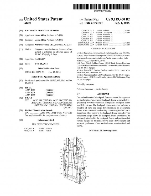 llp patent ov innovations