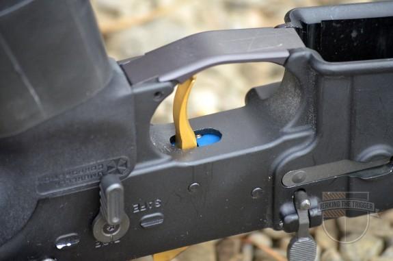 KE Arm DMR Trigger Tension Set Screw