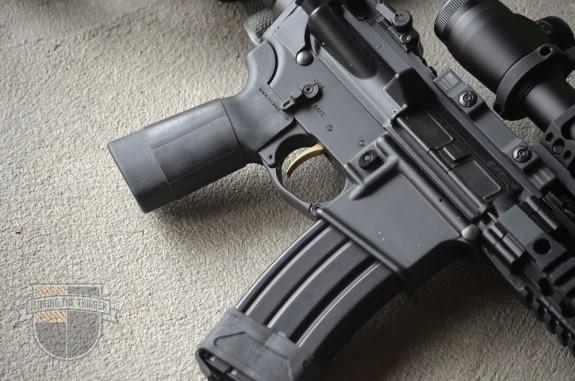 KE Arms DMR Installed