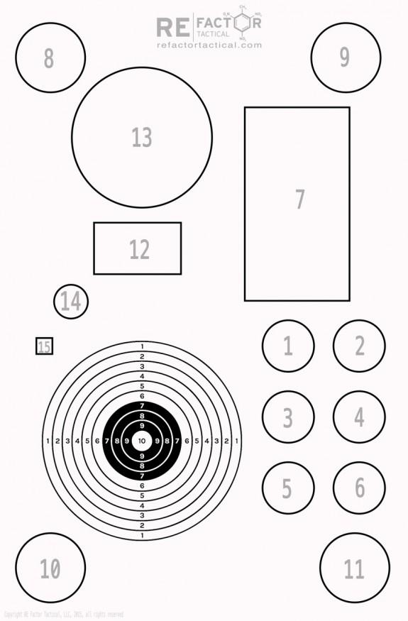 RE Factor Essentials Target