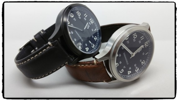 SB Watches Springfield Leather
