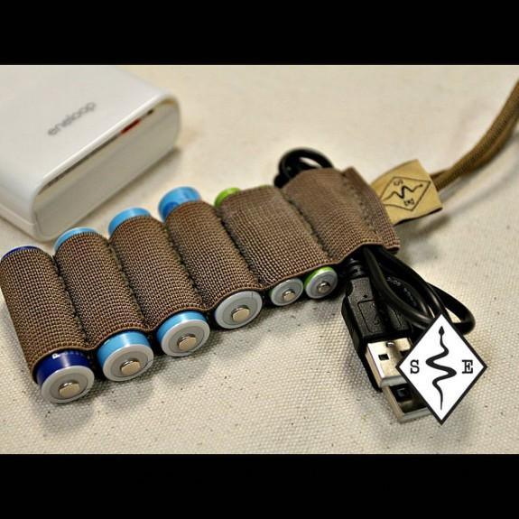 SET battery organizer