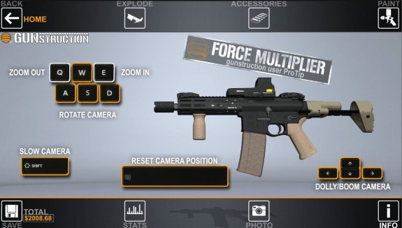 gunstruction force multiplier zoom