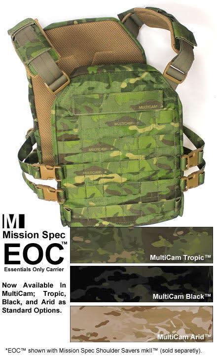 Mission Spec EOC Multicam