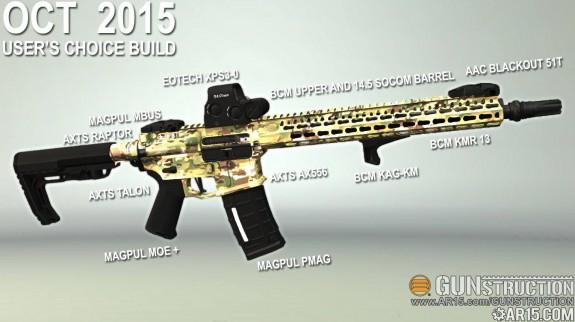 oct gunstruction ar15