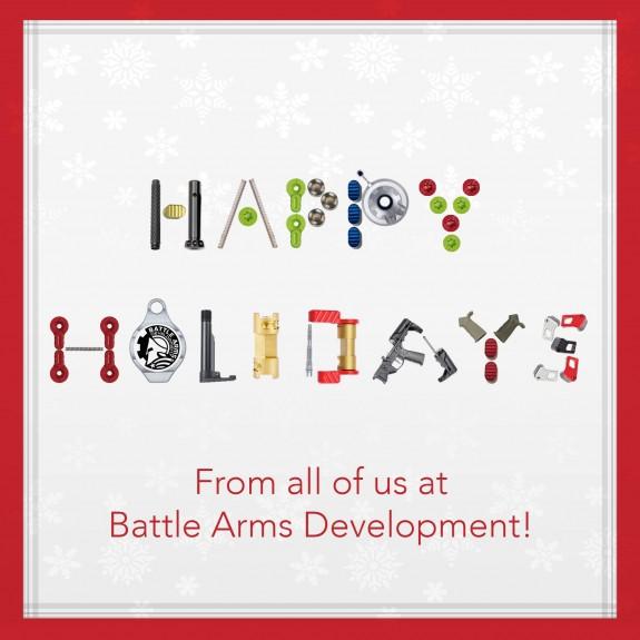 BAD Happy Holidays