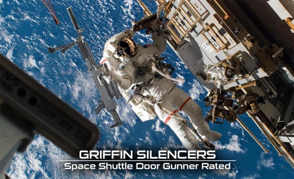 Griffin Space Shuttle