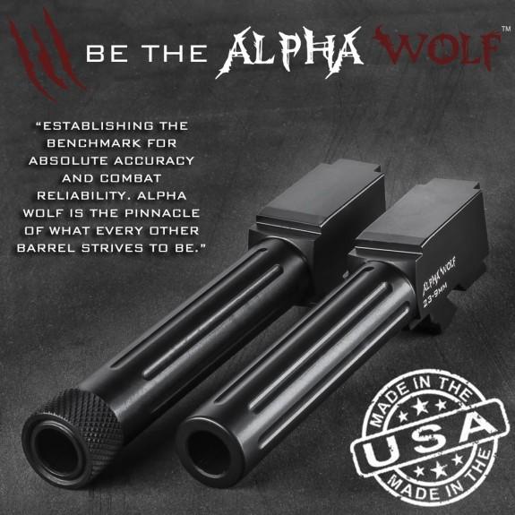 Lone Wolf Alpha Wolf Barrels