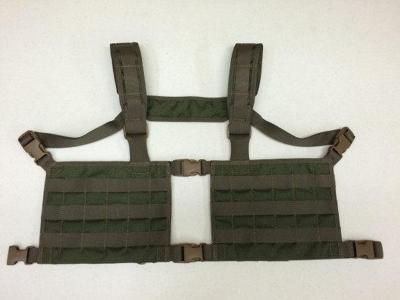 UW gear APC Swamp Fox Ranger Green