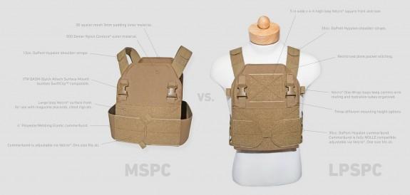 LPSPC MSPC Compare