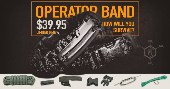 RE Factor Tactical Operator Band Sale