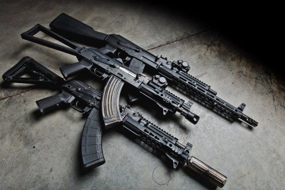 SLR Rifleworks AKs